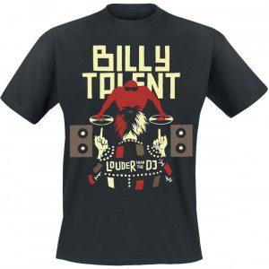 Billy Talent Louder Than The Dj T-paita