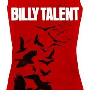 Billy Talent Red Birds Naisten Toppi