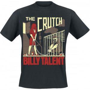 Billy Talent The Crutch T-paita