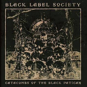 Black Label Society Catacombs Of The Black Vatican (Black Edition) LP