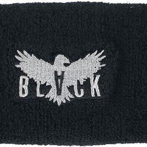Black Premium By Emp Long Label Wristband Ranneke