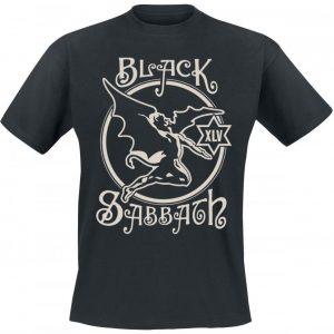 Black Sabbath 45th Anniversary T-paita