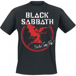 Black Sabbath Archangel T-paita