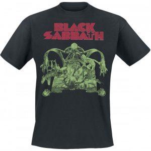 Black Sabbath Bloody Sabbath T-paita