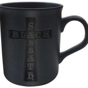 Black Sabbath Cross Muki Mattamusta