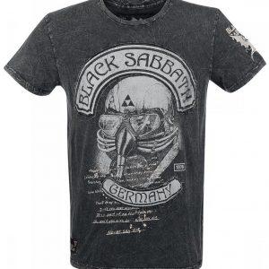 Black Sabbath Emp Signature Collection T-Paita