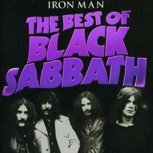 Black Sabbath - Iron Man - The Best Of