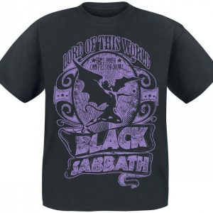 Black Sabbath Lord Of This World T-paita