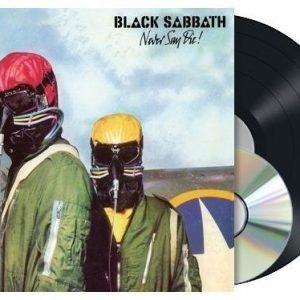 Black Sabbath Never Say Die LP