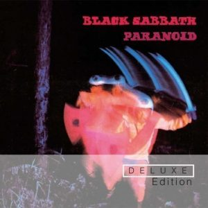 Black Sabbath - Paranoid - Deluxe Edition (2CD+1DVD)