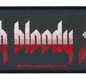 Black Sabbath Sabbath Bloody Sabbath Kangasmerkki 100% Polyesteria