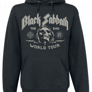 Black Sabbath The End World Tour Huppari
