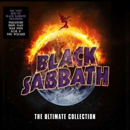 Black Sabbath - The Ultimate Collection (2CD)