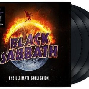Black Sabbath The Ultimate Collection LP
