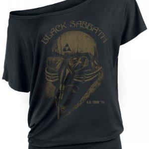 Black Sabbath U.S. Tour '78 Naisten T-paita