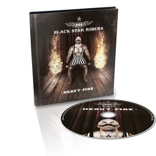 Black Star Riders - Heavy Fire (Digibook)