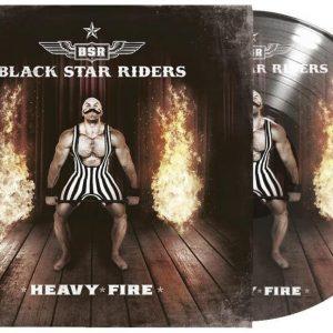 Black Star Riders Heavy Fire LP
