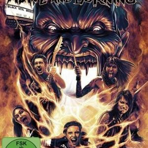 Black Veil Brides Alive And Burning DVD