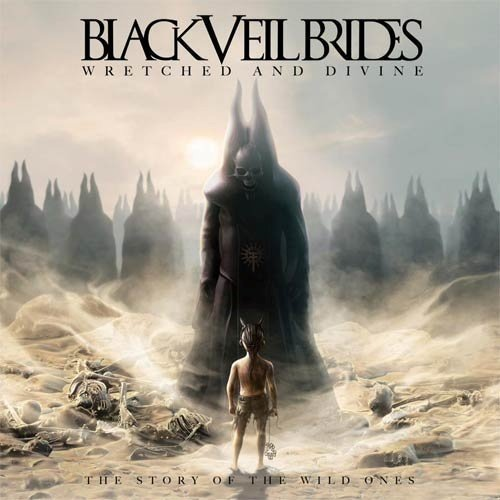 Black Veil Brides - Wretched And Divine - Story Of