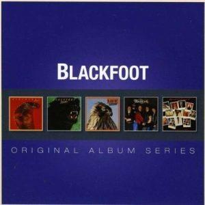 Blackfoot - Original Album Series (5CD)