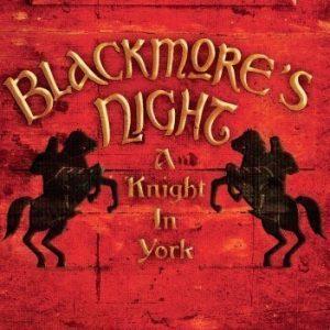 Blackmore's Night - A Knight In York (DVD+CD)
