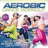 Blandade Artister - Aerobic Dance Workout