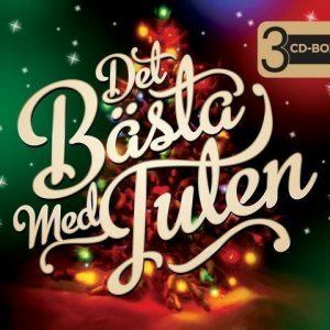 Blandade Artister - Det Bästa Med Julen (3CD)