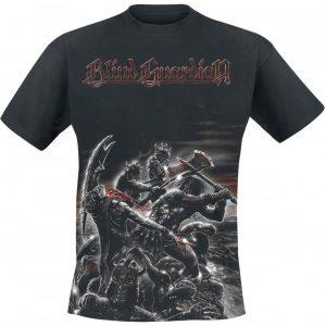 Blind Guardian Axe Fight T-paita