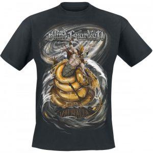 Blind Guardian Valhalla T-paita