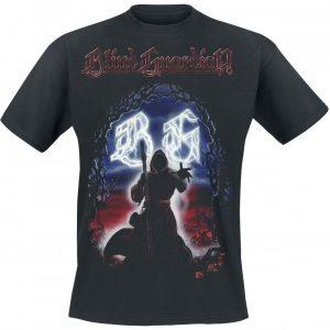 Blind Guardian Wizard T-paita