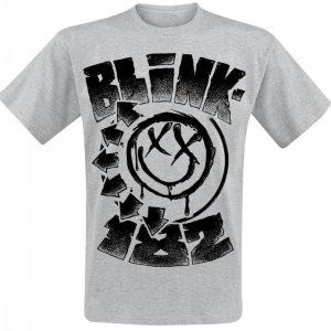 Blink 182 Stipled T-paita