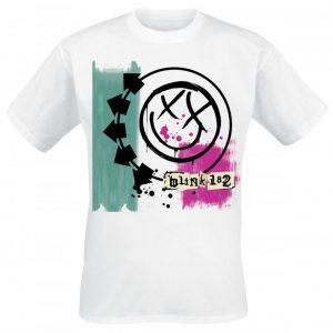 Blink 182 Untitled T-paita