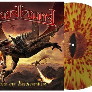 Bloodbound War Of Dragons LP