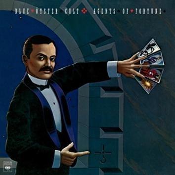Blue Öyster Cult Agents Of Fortune LP