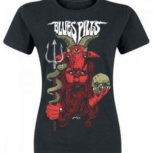 Blues Pills Devil Man Naisten T-paita