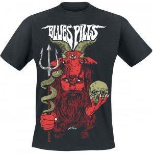 Blues Pills Devil Man T-paita