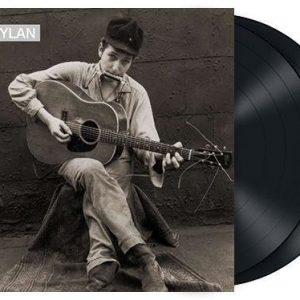 Bob Dylan First Album LP