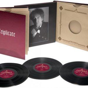 Bob Dylan Triplicate LP