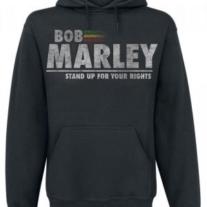 Bob Marley Stand Up For Your Rights Huppari