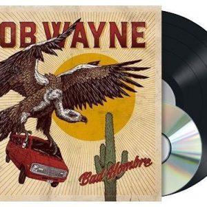 Bob Wayne Bad Hombre LP