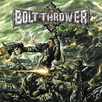 Bolt Thrower Honour Valour Pride LP