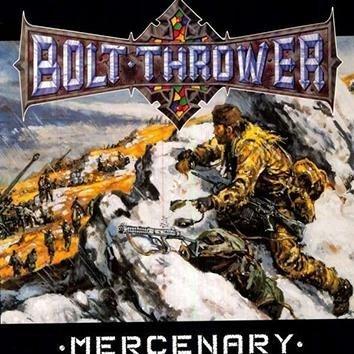 Bolt Thrower Mercenary LP