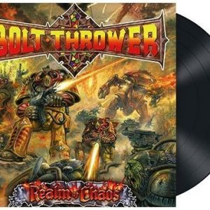 Bolt Thrower Realm Of Chaos LP