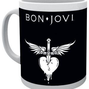 Bon Jovi Bon Jovi Muki Keramiikkaa