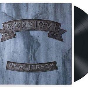 Bon Jovi New Jersey LP