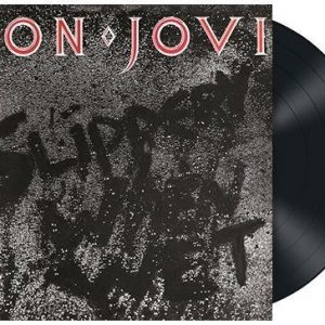 Bon Jovi Slippery When Wet LP