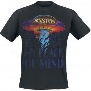 Boston Peace Of Mind T-paita