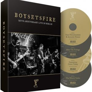 Boysetsfire 20th Anniversary Live In Berlin DVD