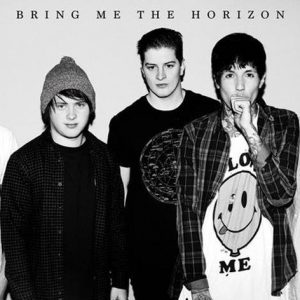 Bring Me The Horizon Black & White Juliste Paperia