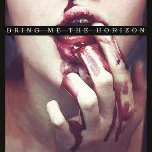 Bring Me The Horizon Bloodlust Seinälippu 100% Polyesteria